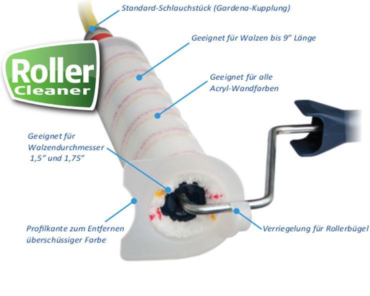 Roller cleaner 44mm 3247 pinsel rollen reinigung - Wandfarben arten ...