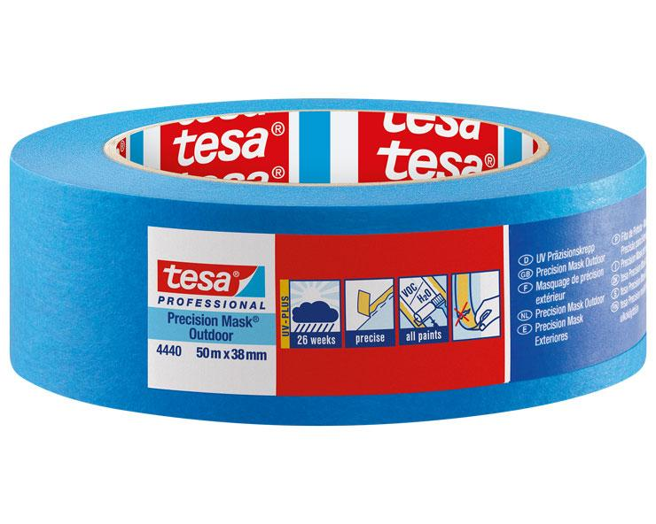 Tesa 4440 Präzisionskrepp Outdoor UV Plus | 38mm